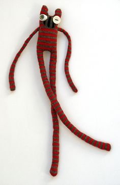 Dolls by Tanya Grishko, via Behance