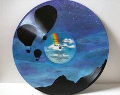 Record Art – Etsy RU Source by kiselyovasa Vinyl Record Crafts, Vinyl Art, Vinyl Records, Record Wall Art, Cd Art, Mini Canvas Art, Aesthetic Art, Art Inspo, Art Projects