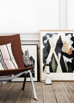emmas designblogg - design and style from a scandinavian perspective--- Mi preferida