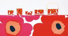 Collection Marimekko, design finlandais https://www.marimekko.com/onlinestore/classics