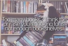 """Or possibly, """"time to get a #Cybook"""" (they're bigger on the inside! ;)."""
