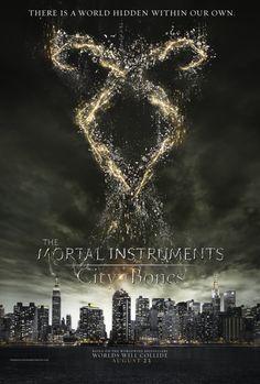 The Mortal Instruments: City of Bones Trailer and Posters. :D :D :D :D