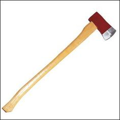 Stansport Wood Long Handle Axe