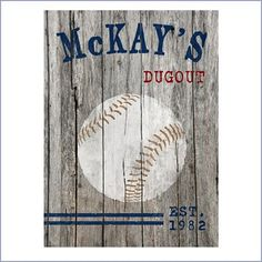 Great groomsman gift idea #wedding #baseball #mancave