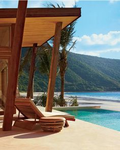 Six Senses resort in Vietnam. Sustainable boutique hotel on a private beach.