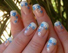 Nail Art   via Facebook