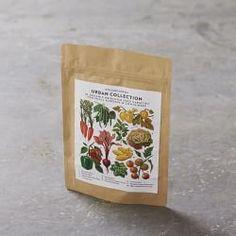 gardening seeds kitchen garden seeds williams sonoma