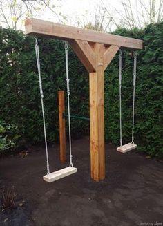 Fun DIY Playground Ideas 038