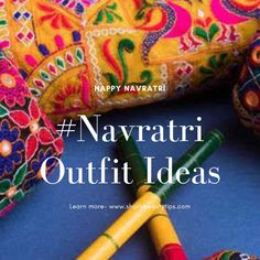 6 Traditional Outfit Ideas For Navratri - Shaily Beauty Tips Navratri Garba, Navratri Festival, Happy Navratri, Navratri Special, Chania Choli, Tulip Pants, Festival Celebration, Poncho Tops, Indian Festivals