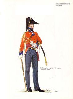 Generale di brigata inglese
