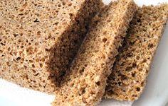 Receitas da Dieta Dukan: Pão 3 Minutos Dukan