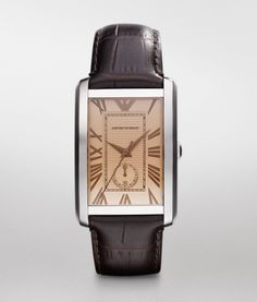 Emporio Armani Men's Marco Watch