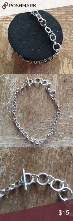 Bracelet Sterling silver solid 925✨ Bracelet Sterling silver solid 925 ✨ Jewelry Bracelets
