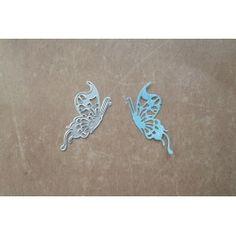 Boutique de Scrapbooking Loisirs Créatifs Die de Découpe Matrice Métal nature Animaux Insecte Papillon