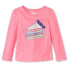 Toddler Girls' T-Shirts  Pink - Circo™