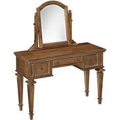 Found it at Wayfair - Americana Vintage Vanity with Mirror