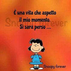 Lucy Van Pelt, Italian Humor, Me Too Meme, Charlie Brown, Stress, Language, Positivity, Smile, Writing