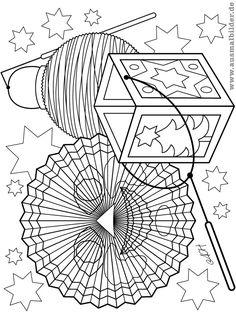 laternen-mandala 1 | lampion sint maarten | pinterest | mandala and sint maarten