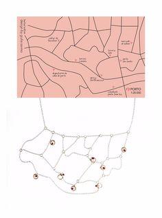 Two more day to purchase your map jewelry made by our guest artist Giulia Savino.  . . . . . . . . . . .   #jewelry #contemporaryjewellery #artjewelry #artwatchers #artlovers #jewelleryaddict #jewelrylover #jewelrydesign #schmuck  #oneofakind #wien #vienna #austria #madeinvienna #igersvienna #atelierstossimhimmel #jewelrystore #jewelrygoals #jewelrystyle #jewelryjunkie #jewelrylover #jewelryinspo #jewelryinspiration Jewelry Art, Fashion Jewelry, Jewelry Design, Contemporary Jewellery, Vienna, Austria, Jewelry Stores, Arrow Necklace, Jewelry Making
