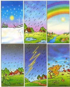 """Тематическая неделя """"Погодные явления"""" от Алины - Babyblog.ru"""