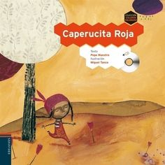 """Caperucita Roja"" - Pepe Maestro (Edelvives)"