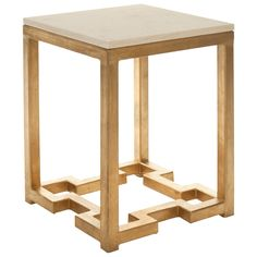 Ray Accent Table @Zinc_Door