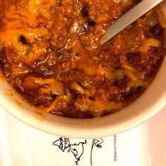 Three-Alarm Beef Chili, Slow Cooker Revolution America's Test Kitchen, pg. 122