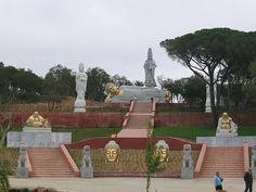 Buddhas garden - Portugal