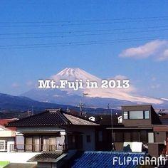 #MtFuji in 2013. 2013年の #富士山 をまとめてみました。 Song: #BurningRain @burning_rain_ When can I believe in Love