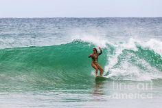 Surfer girl photograph - surfer girl, kealia beach, kauai, hawaii by daryl l Hiit, Hawaii Landscape, Two Sisters Cafe, Body Building Men, Kauai Hawaii, Cat Treats, Sports Art, Smoothie Diet, Healthy Baking
