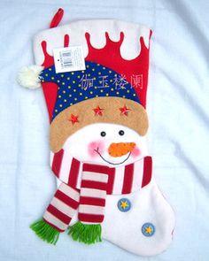 Christmas Fabric, Felt Christmas, Christmas Snowman, Christmas Projects, Christmas Humor, Handmade Christmas, Holiday Crafts, Holiday Fun, Christmas Stockings