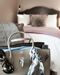 Treat yourself to a mini-vacation and book a room with us! Hollywood Hotel, Mini Vacation, Throw Pillows, Bed, Room, Bedroom, Toss Pillows, Cushions, Stream Bed