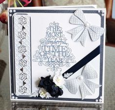 Christmas Embossing Folders | Tattered Lace