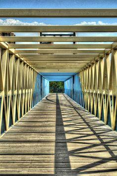 Whitney Pedestrian Bridge | by Liz Nemmers