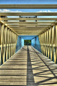 Whitney Pedestrian Bridge | by Liz Nemmers