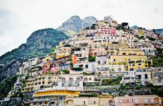 Packing List: Positano, Italy Designer Carla Sersale shares what she packs for her summer trip to her family's hotel, Le Sirenuse. See her list here.