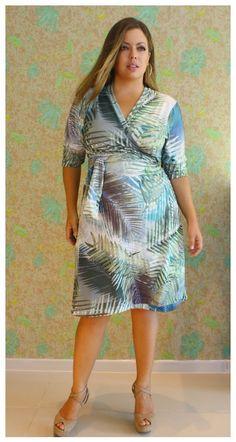 La Mafê Moda Plus Size - Primavera/Verão 2013