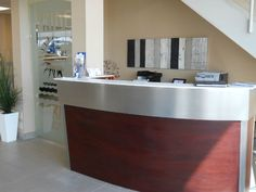 Commercial Project - Reception