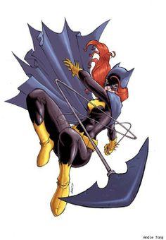 Batgirl - Andie Tong