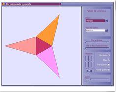 Desarrollos de la pirámide (Fergant.clg61.ac-caen.fr)