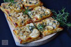 Brie, Spanakopita, Cooking Light, Salmon Burgers, Vegetable Pizza, Stuffed Mushrooms, Food And Drink, Turkey, Yummy Food