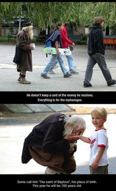 The Most Shocking Beggar of Our Time - PositiveMed