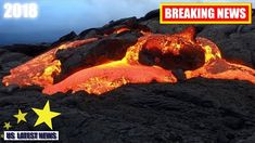 Researchers solve mystery of Hawaii& twin track volcanoes - ABC News (Australian Broadcasting Corporation) Hawaii Volcano, News Us, Abc News, A Hat In Time, Turn Blue, Earth Science, Science Experiments, Lava