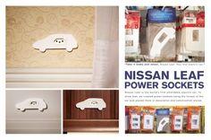 Nissan Leaf plug-ins