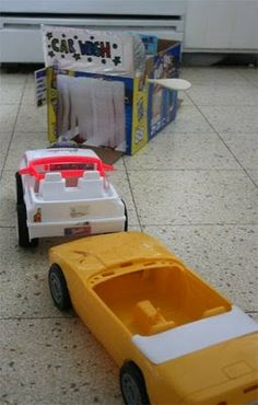 Filth Wizardry: Home made toy carwash