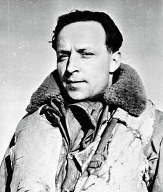 """Flying Hurricane Mk I DU-X on 8 October 1940, Sgt Josef Stehlík followed P/O Alois Vašátko and F/L Denys E """"Kill 'em"""" Gillam of No 312 Squadron RAF from RAF Speke at 16.15hrs, when he encountered a Ju 88 at 1,200ft, firing 3 burst before the other standby pilots went into attack. They shared the squadron's first victory near Liverpool and returned to base after being airborne for 11 minutes. Air Force Aircraft, Battle Of Britain, Fighter Pilot, Royal Air Force, World War Two, Ww2, Aviation, Portraits, Military"""