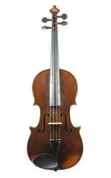 Französische Geige aus Mirecourt, um 1850 - € 1750 - http://www.corilon.com/shop/en/item723_1.html
