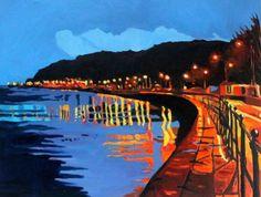 Night Promenade, Mumbles