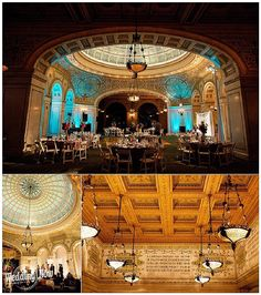 Over the years we have explored the city and found the most beautiful Chicago wedding venues. From the history of the Chicago Cultural Center to the colorful Carnivale, we have found venues perfect for every couple. Photos by Couple of Dudes, Olivia Leigh Photographie, Colin Lyons and Rob Karlic.
