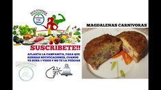 MAGDALENAS CARNIVORAS Sin Gluten, Nuevas Ideas, Keto Recipes, Beef, Food, Ketogenic Recipes, Fairy Cakes, Diet, Cooking